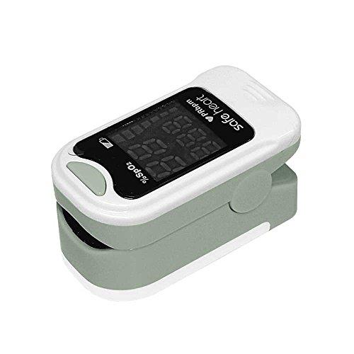 1x-Fingerpulsoximeter-SHO-3001-Pulsoximeter-Pulsoxymeter-Oxymeter-digital-SpO2