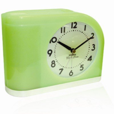 Westclox 1950 Big Ben Moonbeam Green Alarm Clock
