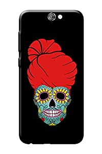 HTC One A9 Cover, Premium Quality Designer Printed 3D Lightweight Slim Matte Finish Hard Case Back Cover for HTC One A9 + Free Mobile Viewing Stand