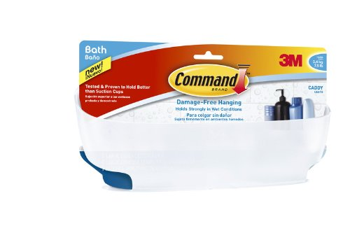 Command Shower Caddy front-593261