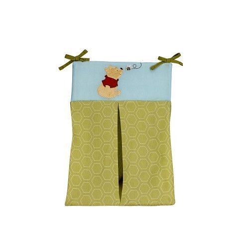 Disney Baby Winnie the Pooh Diaper Stacker - 1