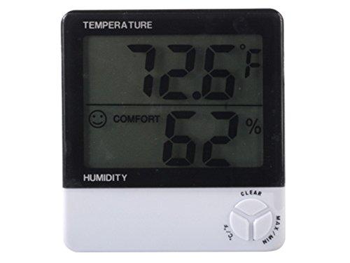 Hyskore Digital Hygrometer - 1