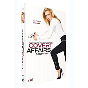 Covert Affairs - Saison 1