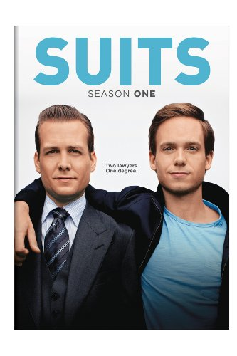 Cover art for  Suits: Season One (DVD + Digital Copy + UltraViolet)