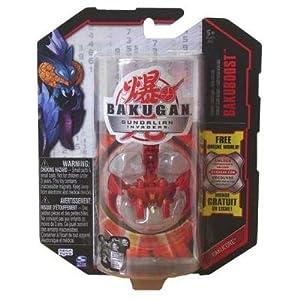 Bakugan Gundalian Invaders BakuBoost - BakuCore - Pyrus LYTHIRUS (Red)