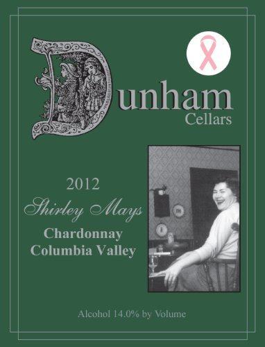 2012 Dunham Cellars Shirley Mays Chardonnay Columbia Valley 750 Ml