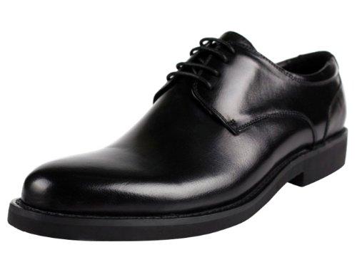 CGNP Men's Vintage Wingtip Oxford Fashion Uniform Comfort Leather Shoes