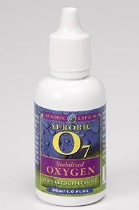 Aerobic Life - Aerobic 07-Stabilized Oxygen - 2.33 oz