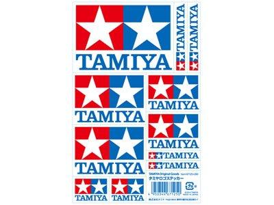 Tamiya-logo-sticker