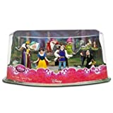 Disney Snow White and the Seven Dwarfs Figure Play Set -- 8-Pc.