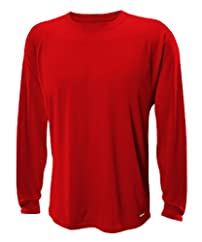 Russell Athletic Men's Dri-Power® Long-Sleeve Raglan Tee
