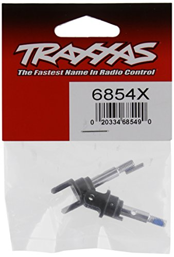 Traxxas 6854X Front Heavy Duty Stub Axles, Stampede 4x4