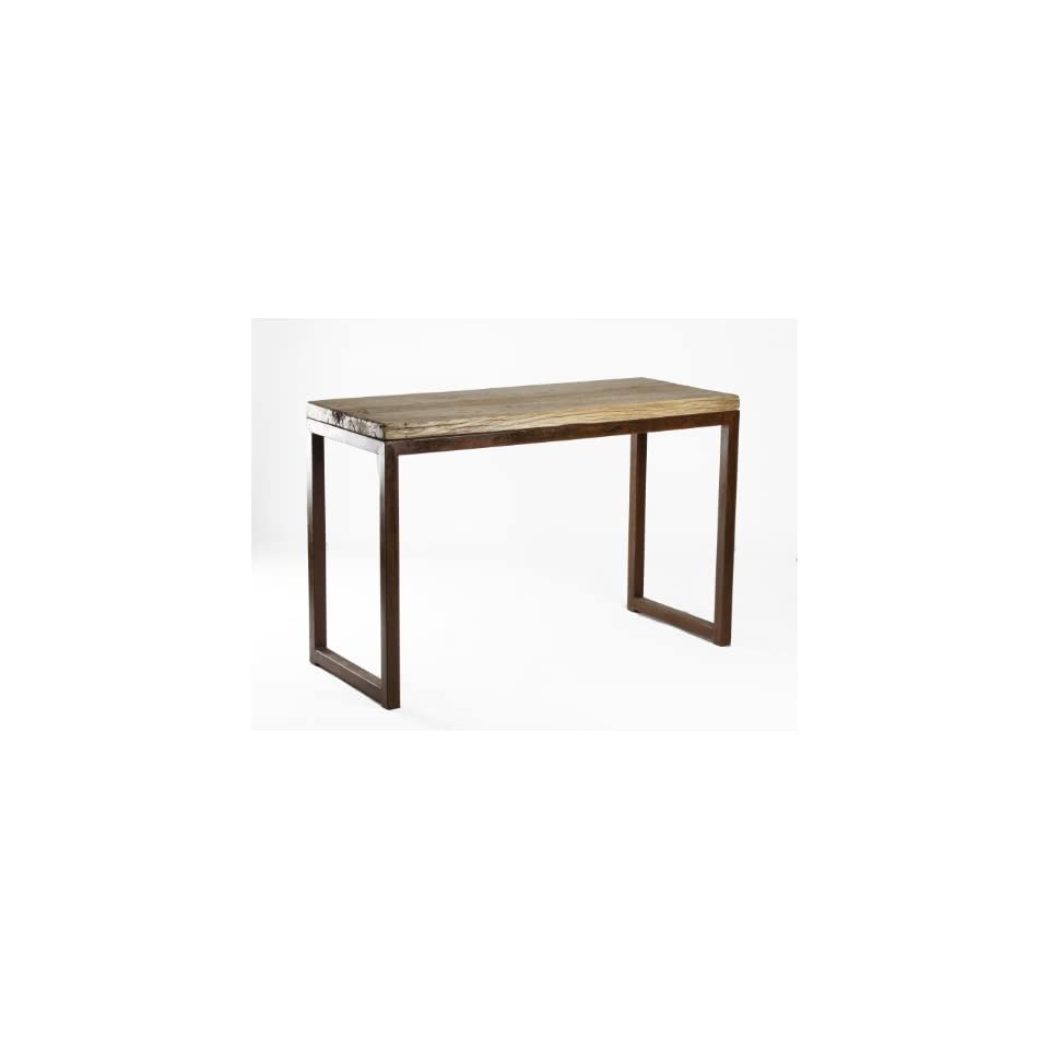 Modern rustic reclaimed wood console furniture decor for Reclaimed wood furniture modern