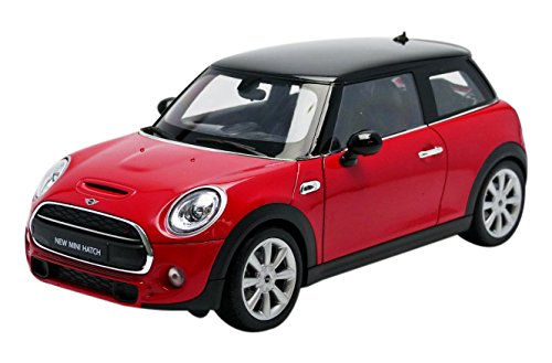 welly-18050r-mini-cooper-2015-echelle-1-18-rouge