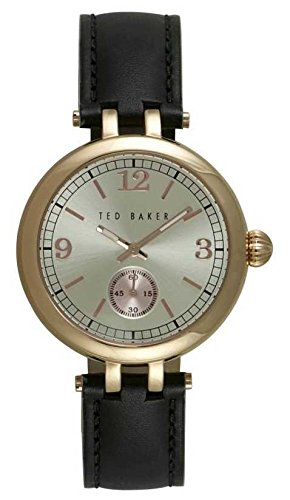 Ted Baker Ladies 36mm PVD Gold Plated Case TE10027797