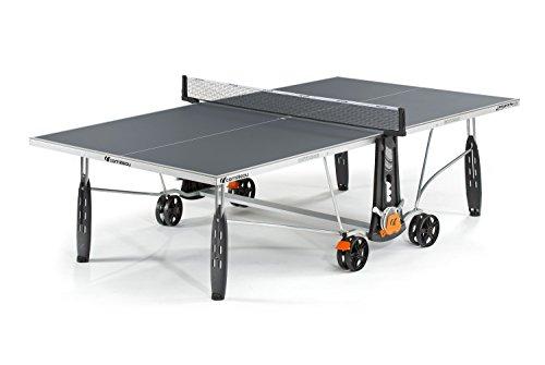 Cornilleau® Tischtennisplatte 250 S Crossover grau, Outdoor