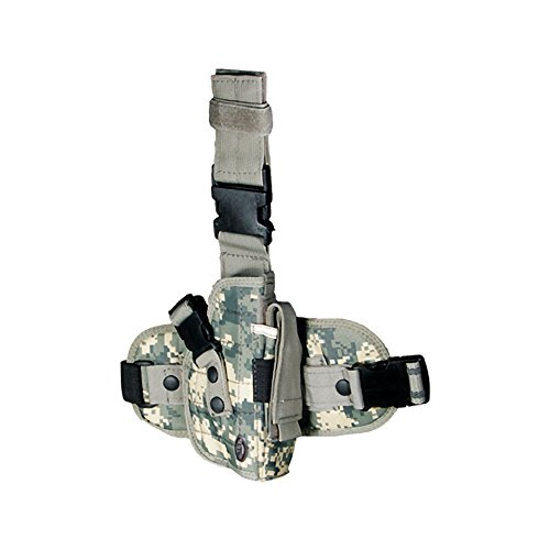 UTG Special Ops Universal Tactical Leg Holster, Army Digital Camo (Army Gun Holster compare prices)