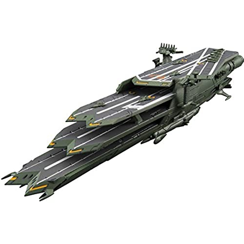 코스모 플리트 스페셜 우주 전함 야마토2199 가이 배 론급 다층식항주모군함[발 그레이]- (2014-11-30)