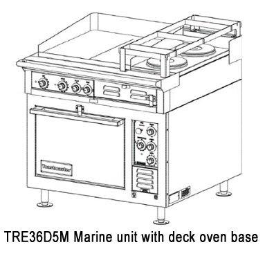 French Oven Range