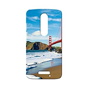 BLUEDIO Designer Printed Back case cover for Motorola Moto X3 (3rd Generation) - G7449