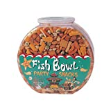 Sunflower Foods Fish Bowl Party Snacks 1.4 lb ~ Sunflower Foods