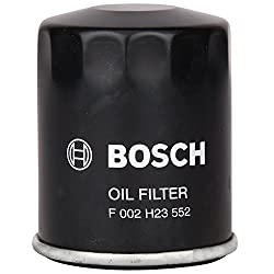 Bosch F002H235528F8 High Performance Spin-on Replacement Lube Oil Filter for Maruti Suzuki SX4