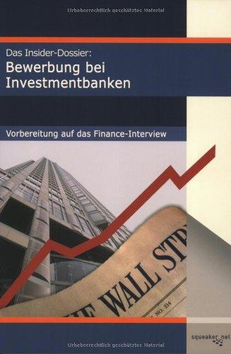 das-insider-dossier-bewerbung-bei-investmentbanken-vorbereitung-auf-das-finance-interview