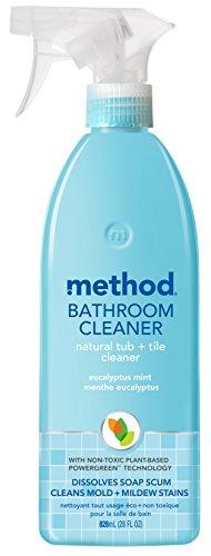 method(メソッド) バスルームクリーナー ユーカリミント 828ml