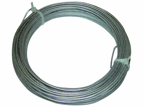 Field Guardian Lead Out Wire With 50-Feet Coil Of 12.5-Gallon Ground Wire