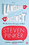 The Language Instinct: The New Science of Language and Mind (Penguin Science) (0140175296) by Pinker, Steven