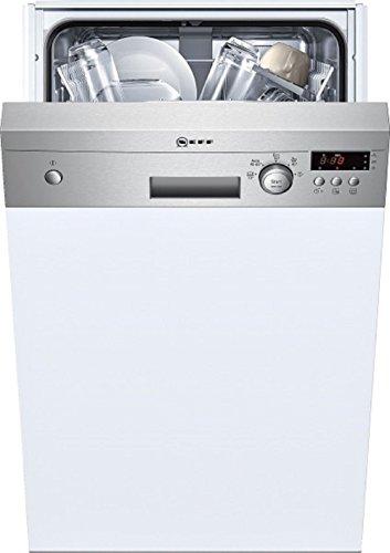 Neff S48E50N0EU Lave-vaisselle 46 dB A+ Blanc