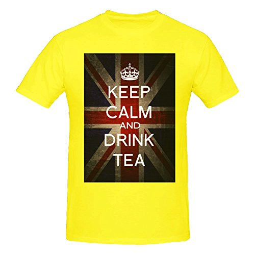 keep-calm-and-drink-tea-graphic-mens-t-shirt-xx-large