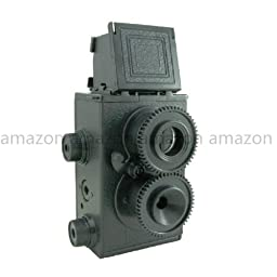 Generic DIY TLR Twin Lens Reflex Camera 35mm Gakken Lomo Holga