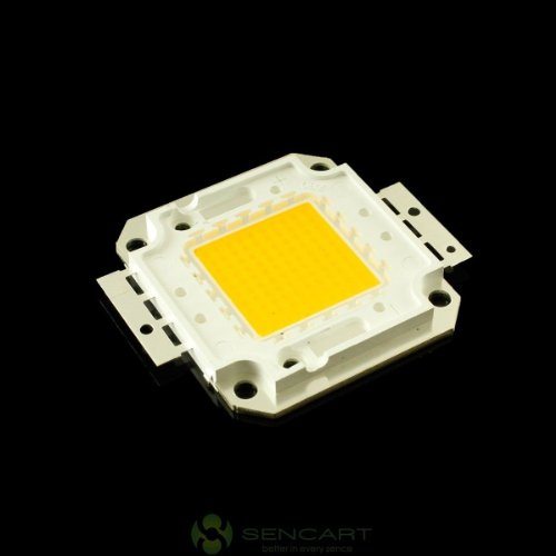 100W Led Chip Cob Diy High Power Lamp Bulb For Flood Light Warmwhite Spotlight