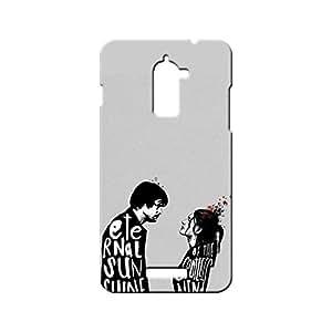 G-STAR Designer 3D Printed Back case cover for Coolpad Note 3 Lite - G1221