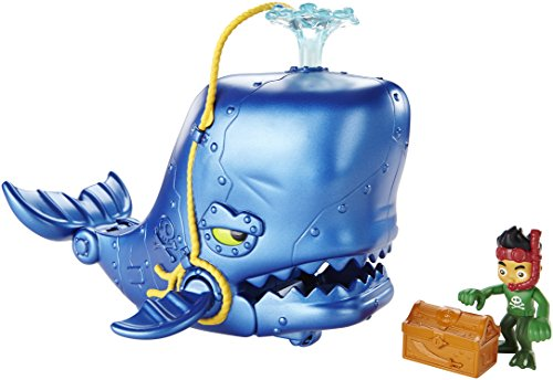 Fisher-Price - Disney Captain Jake and the Never Land Pirates - Super Creature Whale Adventure - 1