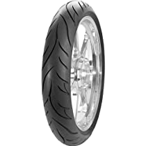 Avon Tyres Cobra AV71 Tire - Front - 150/80R-17 , Position: Front, Tire Construction: Radial, Tire Type: Street, Tire Application: Touring, Tire Size: 150/80-17, Rim Size: 17, Load Rating: 72, Speed Rating: H 4710011