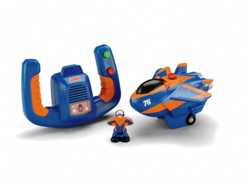 Discount Fisher Price N1251 Remote Control Jet Plane
