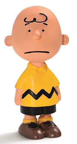 Schleich Peanuts Charlie Brown Figure - 1
