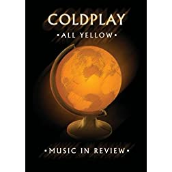 Coldplay All Yellow