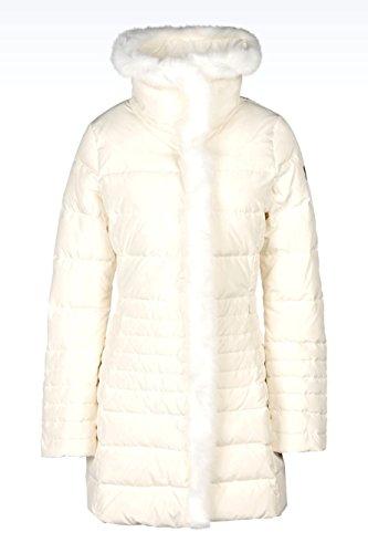 Armani Jeans B5K20 UA piumino da donna colore bianco Bianco 44