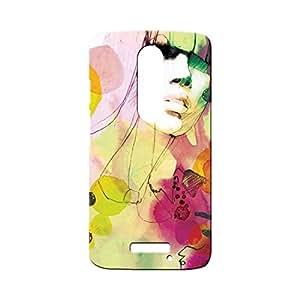 BLUEDIO Designer Printed Back case cover for Motorola Moto X3 (3rd Generation) - G1111