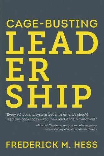 Cage-Busting Leadership (Educational Innovations Series)