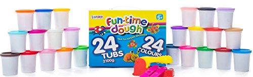 24-pack-of-kids-play-dough-tubs-dough-press