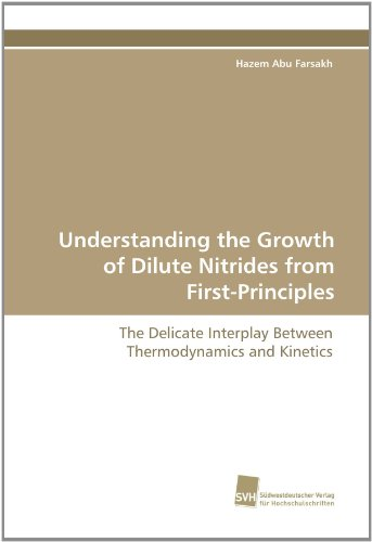 Understanding the Growth of Dilute Nitrides from First-Principles: The Delicate Interplay Between Thermodynamics and Kin