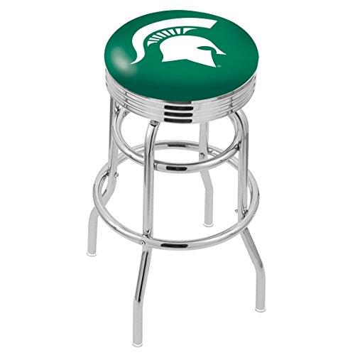 "NCAA Michigan State Spartans 30"" Bar Stool"