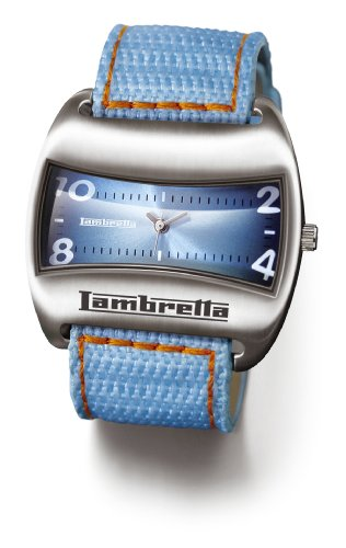 Lambretta Aqua Blue Rizzi Ladies Watch - LA2054/AQU