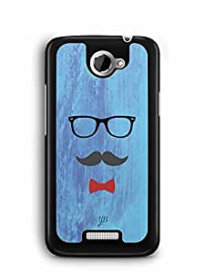 YuBingo The complete Man Designer Mobile Case Back Cover for HTC One X