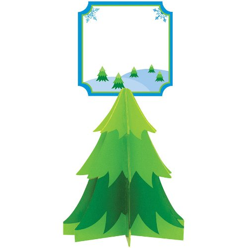Christmas Tree Placecards and Holders