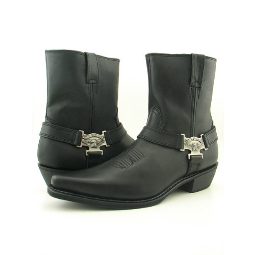 Harley Davidson Landon Western Boots Mens 9 Shoes
